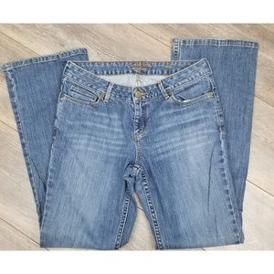 Simply Vera Wang Boot Leg Jeans Size 4